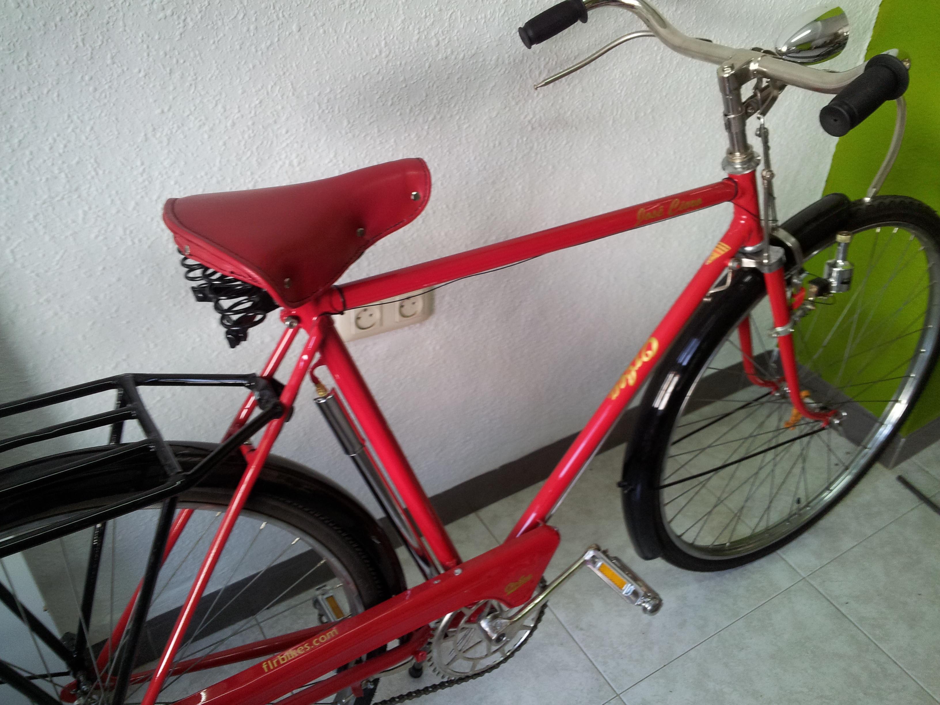 Bicicleta Restaurada Flr Bikes ~ Bicicletas Segunda Mano Salamanca